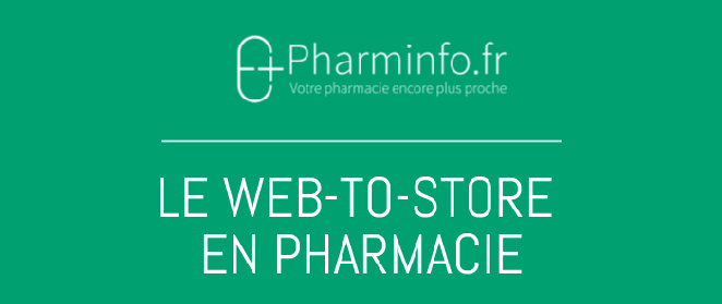 [Infographie] Le Web-to-Store en pharmacie